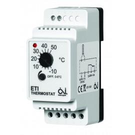 Termostat ETI-1551 montare pe sina DIN